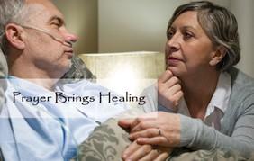 Prayer to Nursing Homes & Hospitals